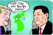[신문과 놀자!/주니어를 위한 사설 따라잡기]시진핑, 누구와 미래 함께할지 고민하라