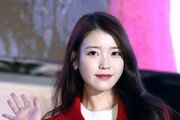 """컴백 아이유 """"김수현, '이런 엔딩' 뮤비 흔쾌히 출연해줘 고마워"""""""