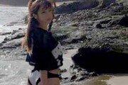 """""""이런 엉덩이 처음""""…박봄, 굴곡진 힙라인 '대박'"""