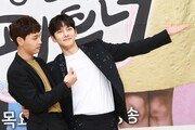 [동아포토]지창욱-최태준 '훈훈한 브로맨스'