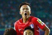 뛰었노라, 즐겼노라, 신났노라!… 조별리그 첫판 기니 3-0 누른 한국