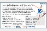 [알립니다]2017 동아무용콩쿠르 29일 '춤의 향연'