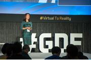 [#GDF2017] 보급형 VR 기기 필요하다, 3Glasses 제시 왕 대표