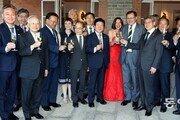 英엘리자베스 2세 여왕 91세 생일 축하연