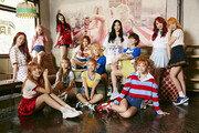 우주소녀, 데뷔1년새 광고만 12건…'광고소녀'