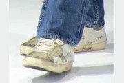 [김동욱은 프로 오지라퍼]신차 발표장 정의선 신발… 정체는 '골든구스' 스니커즈