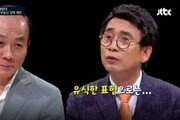 전원책, '썰전' 하차, 설마 유시민도?…보수 논객 후임은 강용석·정두언 하마평