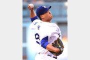 류현진, 승리 날렸으나 '다저스 7연승'의 든든한 발판