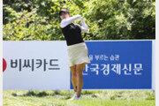 '대세' 김지현, 3주 연속 우승 순항