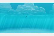[리뷰] 깊은 바다 속에서 느끼는 힐링 여행.. '압주'(ABZU)