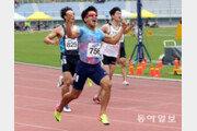 김국영, 이틀 만에 또 한국 100m 신기록…10초07