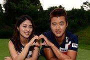"""[패밀리가 떴다] 이태희·권보민 부부 """"아내·아이와 함께하는 우승 세리머니 꿈꾸죠"""""""