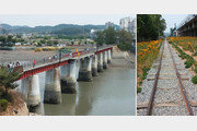 [이광표의 근대를 걷는다]소래철교와 수인선 협궤열차의 추억