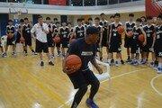 [바스켓볼 브레이크] 농구 유망주 위한 'SK-나이키 빅맨캠프'의 의미