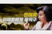 [Da clip] 이혜훈 vs 전여옥…두 여걸들의 불꽃튀는 입심 대결