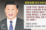 [단독]시진핑 '北과 혈맹' 말한적 없는데… 靑 잘못된 해석으로 혼선