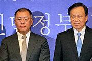 2년간 세차례 시진핑 최측근 만난 정의선… 사드 보복 넘을까