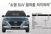 판 커진 국내 소형 SUV 시장… 3분기부터 진짜 승부