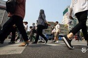 [데이터 비키니]한국 사람, 전 세계 몇 번째로 많이 걷나