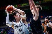 2017 아시아컵에서 빛난 MVP 오세근의 위엄