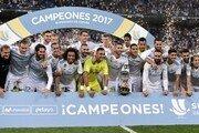 레알, 바르사 2-0 제압…5년만에 스페인 슈퍼컵 우승