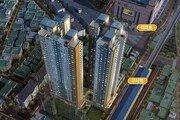 [화제의 분양현장]반경 1km안에 각종 인프라 누리는 '올인원' 아파트