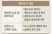 '정치 입김' 털어내겠다는 국세청… 또 다른 정치 개입 우려도