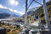 찍는 순간 인생샷 보장! 뉴질랜드 청정 대자연 속 포토투어