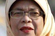싱가포르, 13일 사상 첫 女대통령 탄생