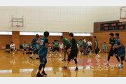 원주 동부, 일본 전훈 첫 연습경기서 낙승