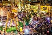 [여행, 나를 찾아서]이봉주와 달리고, 퍼레이드 즐기고… 마카오 3대 축제 '후끈'