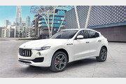 [CAR&TECH]상반기 마세리티 판매 1위… SUV 인기 증명