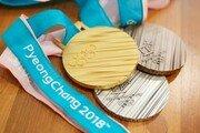 """'한국의 美' 평창동계올림픽 메달 보니…""""국가대표는 아니지만 갖고 싶어"""""""