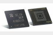 삼성전자, 자율주행차用 128GB 고사양 메모리 세계 첫 양산… 시장 선점