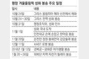 '평창 성화' 11월 1일 인천서 출발