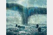 [TV속 영화관]향유고래 공격으로 침몰한 에식스호… 선원들의 생존 위한 비극적 선택