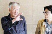 원작자 김훈과 영화감독 황동혁 '남한산성'을 말하다
