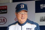 미출장선수로 본 NC 김경문 감독의 결연함