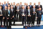 한국타이어, 슈미츠 카고불 '최고의 전략적 파트너십' 기업 선정