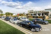 BMW, LPGA투어 'KEB하나은행 챔피언십' 대회에 차량 70대 지원