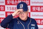 """[준PO5차전] 승장-김경문 감독 """"해커가 제 몫을 했다"""""""