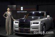롤스로이스, 8세대 '신형 팬텀' 출시… 가격은 6억3000만원부터