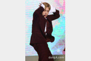 [동아포토]JBJ 권현빈 '눈빛이 이글이글~'