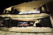 벤츠, 메르세데스AMG 50주년 기념 '브랜드 체험관' 오픈… 서킷 행사 진행