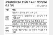 """""""금융검찰서 컨설팅기관 변신"""" 금감원, 금융사 검사방향 전환"""