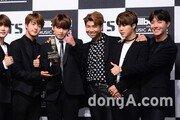 [연예뉴스 HOT5] 방탄소년단, 19일 아메리칸 뮤직 어워드 공연