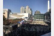 [지스타 2017] 첫 주말 관람객 수만 명 운집...역대 기록 경신 기대