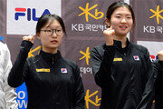 최민정·심석희 1500m '금·은' 싹쓸이…쇼트트랙 4차 월드컵 압도
