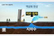 포항 지반 액상화 현상 뭐길래? 땅 부글부글 끓어오르며 흙탕물 분출