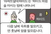 """[만화 그리는 의사들]<36>몸 지킬 박사 """"아세트알데하이드"""""""